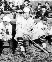 Babe Ruth 1934