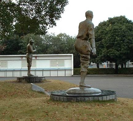 Eiji Sawamura VS Babe Ruth