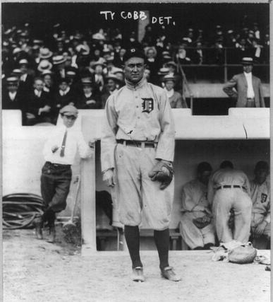 Ty Cobb 1914