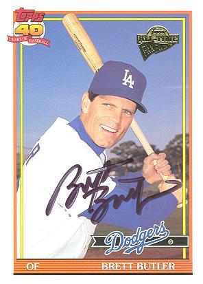 Brett aux Dodgers